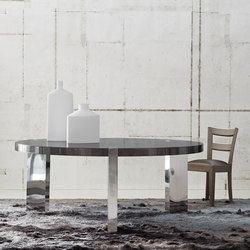 Lido dining table | Esstische | BALTUS