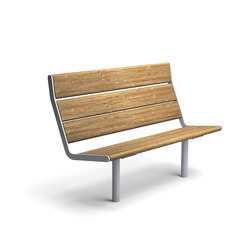 April bench | Exterior benches | Vestre