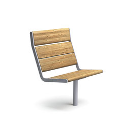 April chair high back | Exterior chairs | Vestre