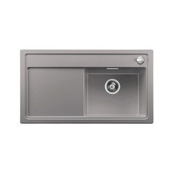 BLANCO ZENAR 5 S | SILGRANIT Alu Metallic | Kitchen sinks | Blanco