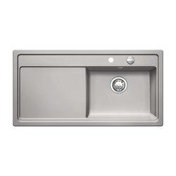 BLANCO ZENAR XL 6 S | Keramik Alugrau | Küchenspülbecken | Blanco