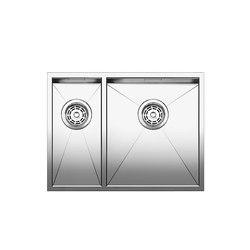 BLANCO ZEROX 340/180-U | Kitchen sinks | Blanco