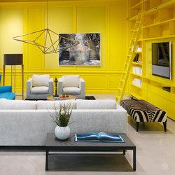 Interior fitting 1 | Sistemas de panel | Neue Wiener Werkstätte