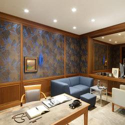 Interior fitting 5 | Sistemas de panel | Neue Wiener Werkstätte
