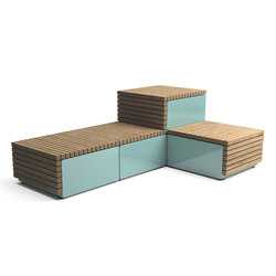 Code module bench | Benches | Vestre