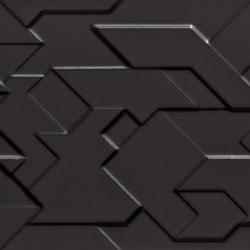Boris Tellegen Biennale Black | Wandfliesen | ASCOT CERAMICHE