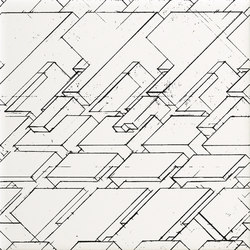 Boris Tellegen X-O Pattern B | Piastrelle/mattonelle da pareti | ASCOT CERAMICHE