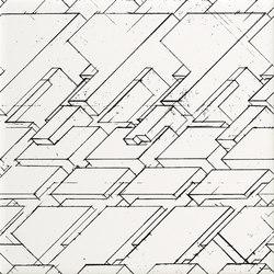 Boris Tellegen X-O Pattern B | Carrelage mural | ASCOT CERAMICHE