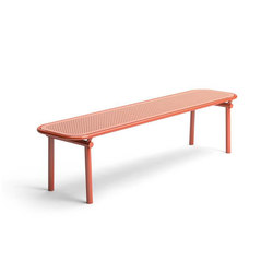 Pop bench | Bancos | Vestre