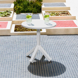 Circle Coffee Table | Tables d'appoint de jardin | Talenti