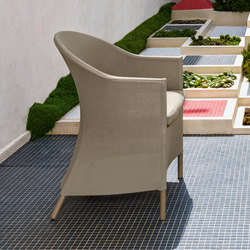 Circle Armchair | Chaises de restaurant | Talenti