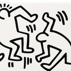 Keith Haring | Piastrelle/mattonelle da pareti | ASCOT CERAMICHE