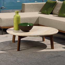 Cleo Coffee Table D100 | Tables basses de jardin | Talenti