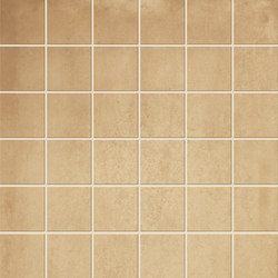 Frame Gold Matt Mosaico | Ceramic mosaics | Fap Ceramiche