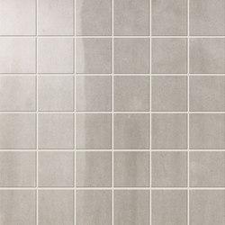 Frame Grey Mosaico | Ceramic mosaics | Fap Ceramiche