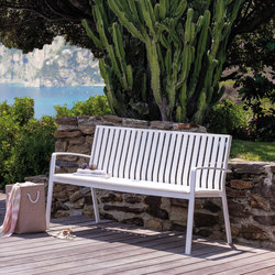 Lady Bench | Garden benches | Talenti