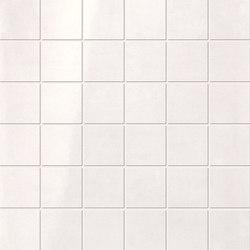 Frame White Mosaico | Mosaics | Fap Ceramiche