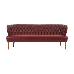 Fado sofa 3 places | Lounge sofas | PAULO ANTUNES
