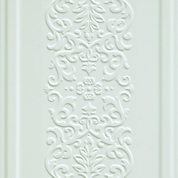 England Acqua Boiserie Dec. | Piastrelle ceramica | ASCOT CERAMICHE