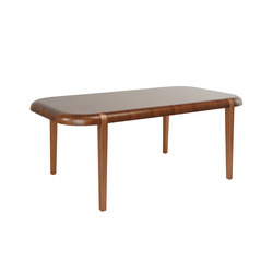 Lola table | Esstische | PAULO ANTUNES
