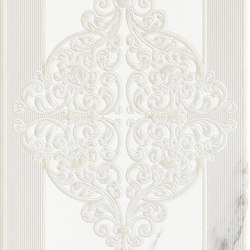 Glamourwall Calacatta Inserto Dec | Wandfliesen | ASCOT CERAMICHE