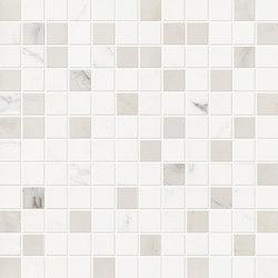 Glamourwall Calacatta Mix | Mosaicos de cerámica | ASCOT CERAMICHE