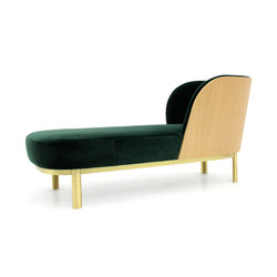 Serene chaise longue | Chaise Longues | PAULO ANTUNES
