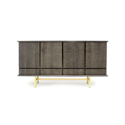 Texture sideboard | Caissons | PAULO ANTUNES