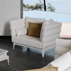 Pad | Living armchair | Fauteuils de jardin | Talenti