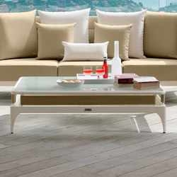Pad Coffee table | Tables basses de jardin | Talenti