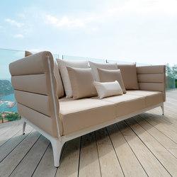 Pad | Sofa | Sofás de jardín | Talenti