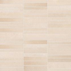 Frame Tratto Sand Mosaico | Ceramic mosaics | Fap Ceramiche