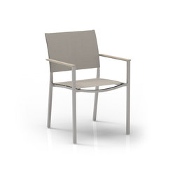 Patch | Inox Armchair | Sillas | Talenti