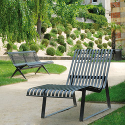Miramar chaise longue | Exterior chairs | AREA