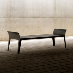 Ontario bench | Bancos | AREA