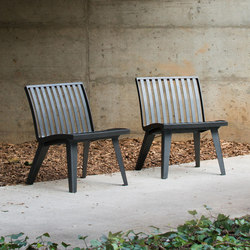 Montreal chair | Exterior chairs | AREA