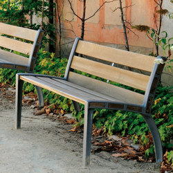Athenes bench | Exterior benches | AREA
