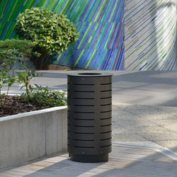 Marguerite Litter bin | Waste baskets | AREA