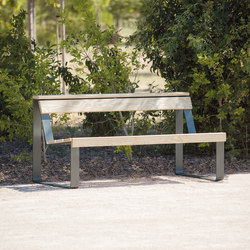 Atlantique bench | Bancos de exterior | AREA