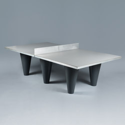 Romulus ping pong table | Exterior tables | AREA