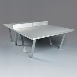 Oxygene ping pong table | Exterior tables | AREA