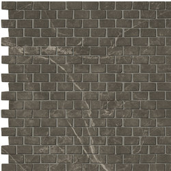 Roma Brick Imperiale Mosaico | Mosaics | Fap Ceramiche