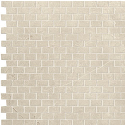 Roma Brick Pietra Mosaico | Mosaics | Fap Ceramiche