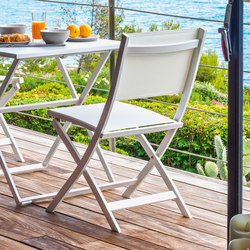 Queen Folding Chair | Garden chairs | Talenti