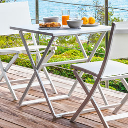 Queen Folding Table | Garten-Bistrotische | Talenti
