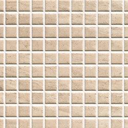 Misty Beige Scuro Mosaico | Baldosas de cerámica | ASCOT CERAMICHE