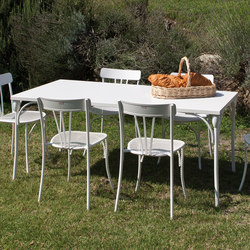 Retrò Table 180x90 | Tables à manger de jardin | Talenti