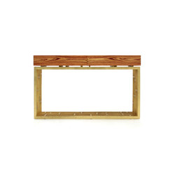 Oriental console rosewood | Console tables | PAULO ANTUNES