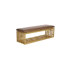 Oriental bench | Waiting area benches | PAULO ANTUNES