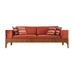 Plateaux sofa | Loungesofas | PAULO ANTUNES
